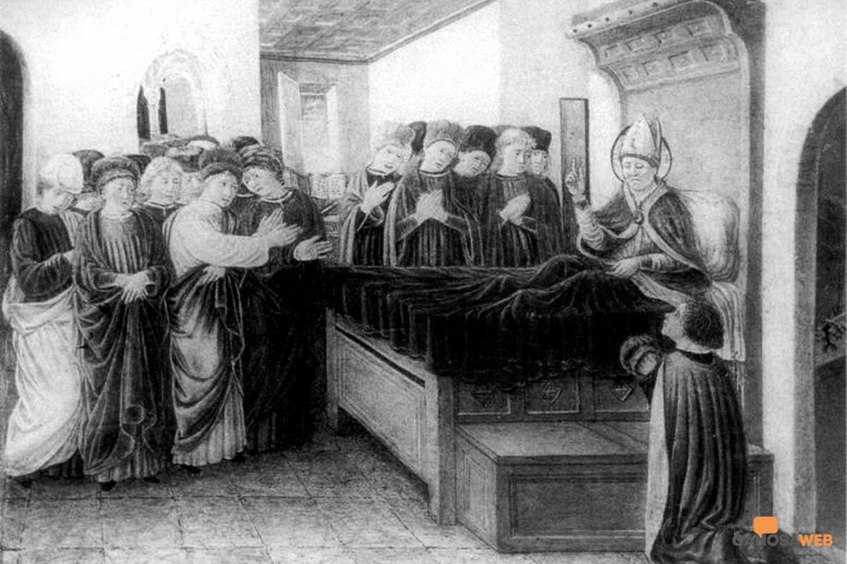 Morte di San Savino
