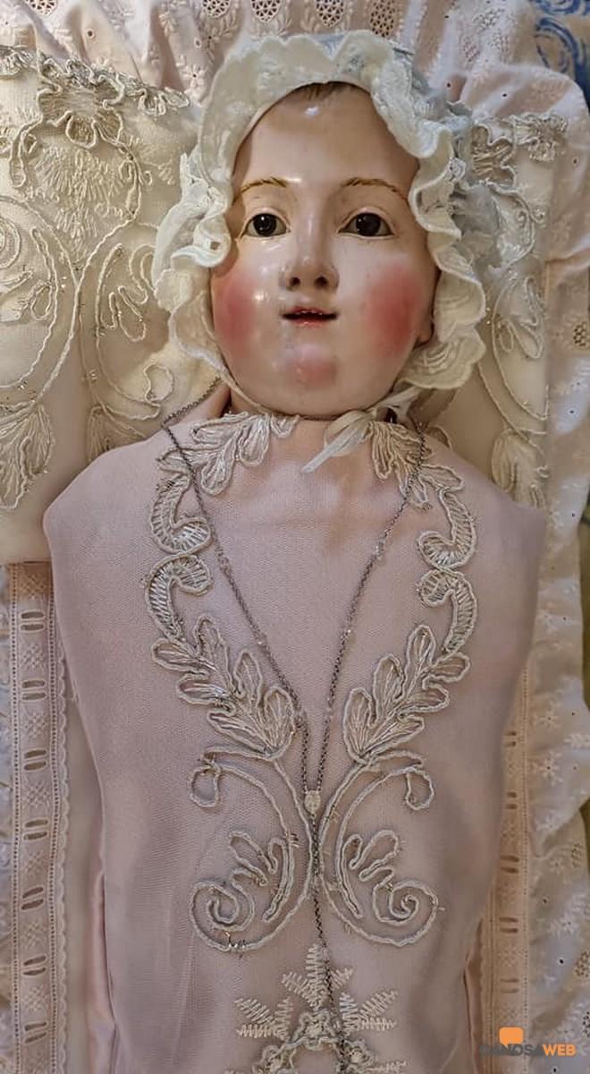 Canosa : La Madonna Bambina