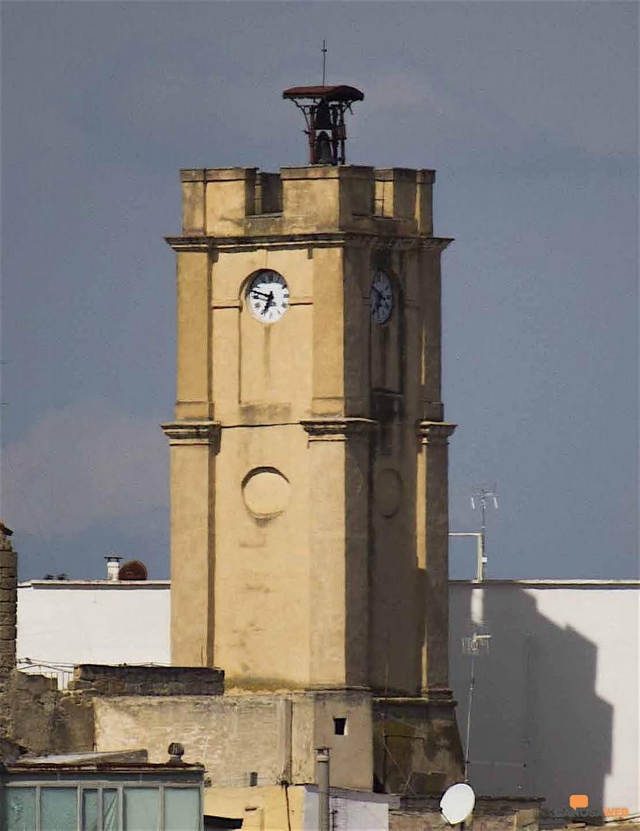 Canosa Orologio Castello