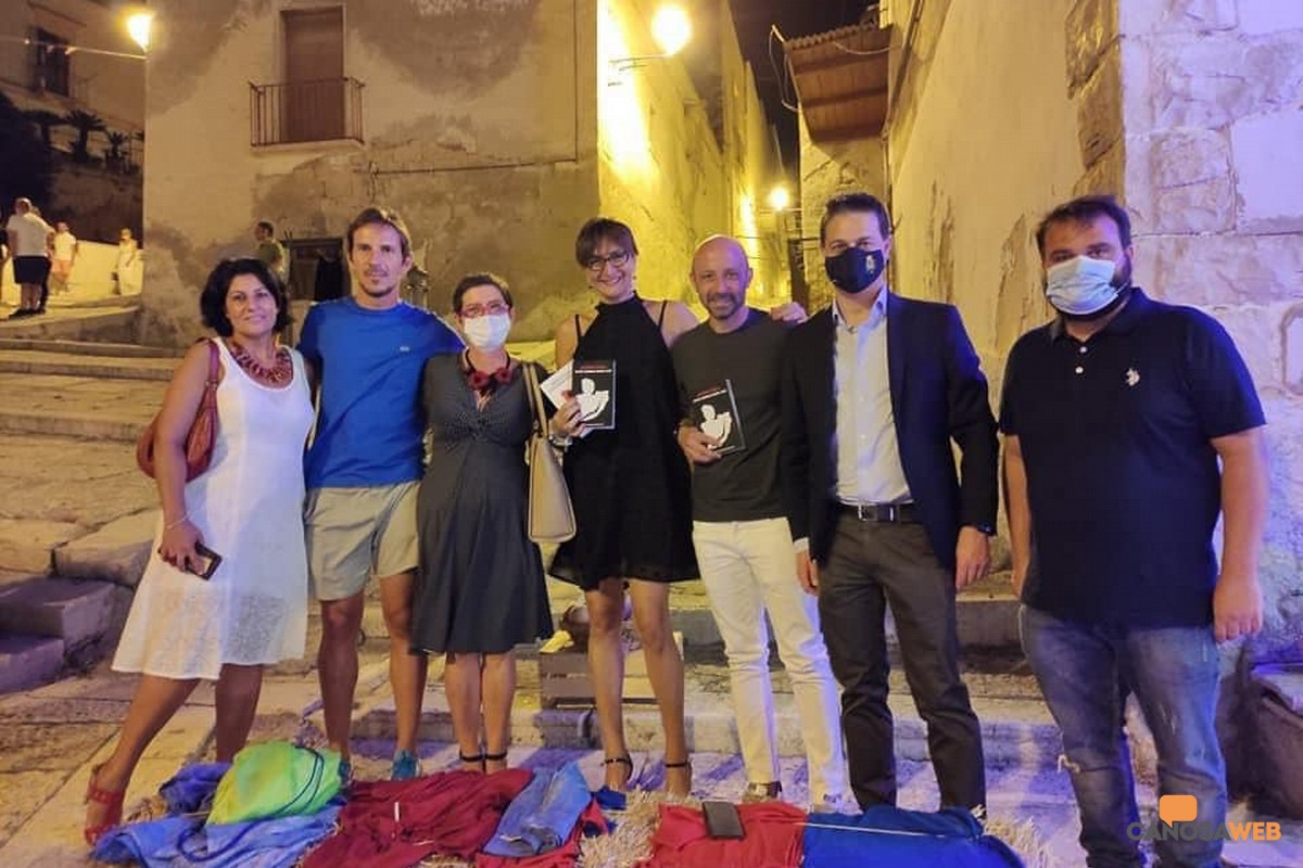 "2021  Tipicamente Canosa: ""Vite Roma Bari A/R"""