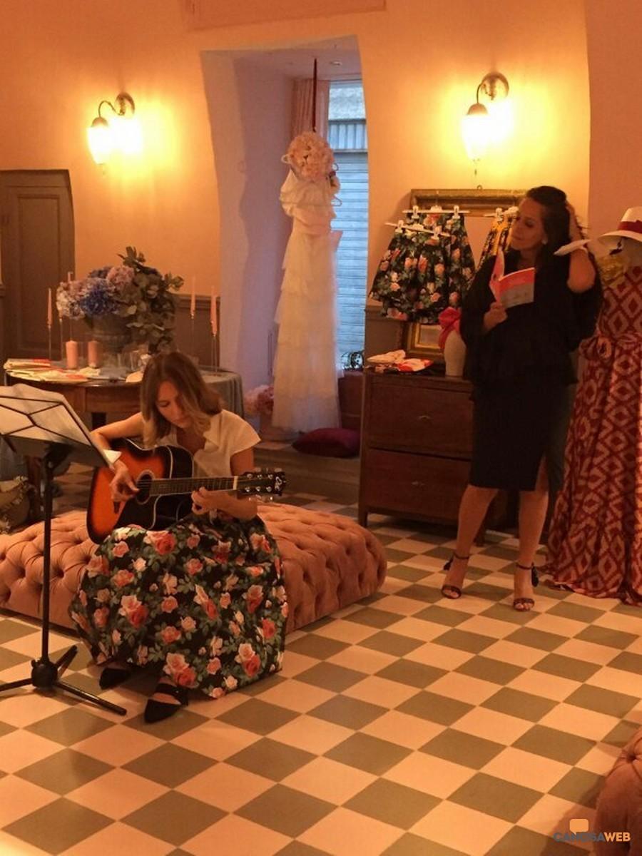 """Elisa Cirillo - Mariateresa Princigalli da """"Bianca Maison"""" Canosa di Puglia"""