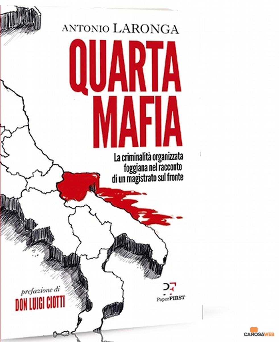 """Quarta mafia""  Antonio Laronga"
