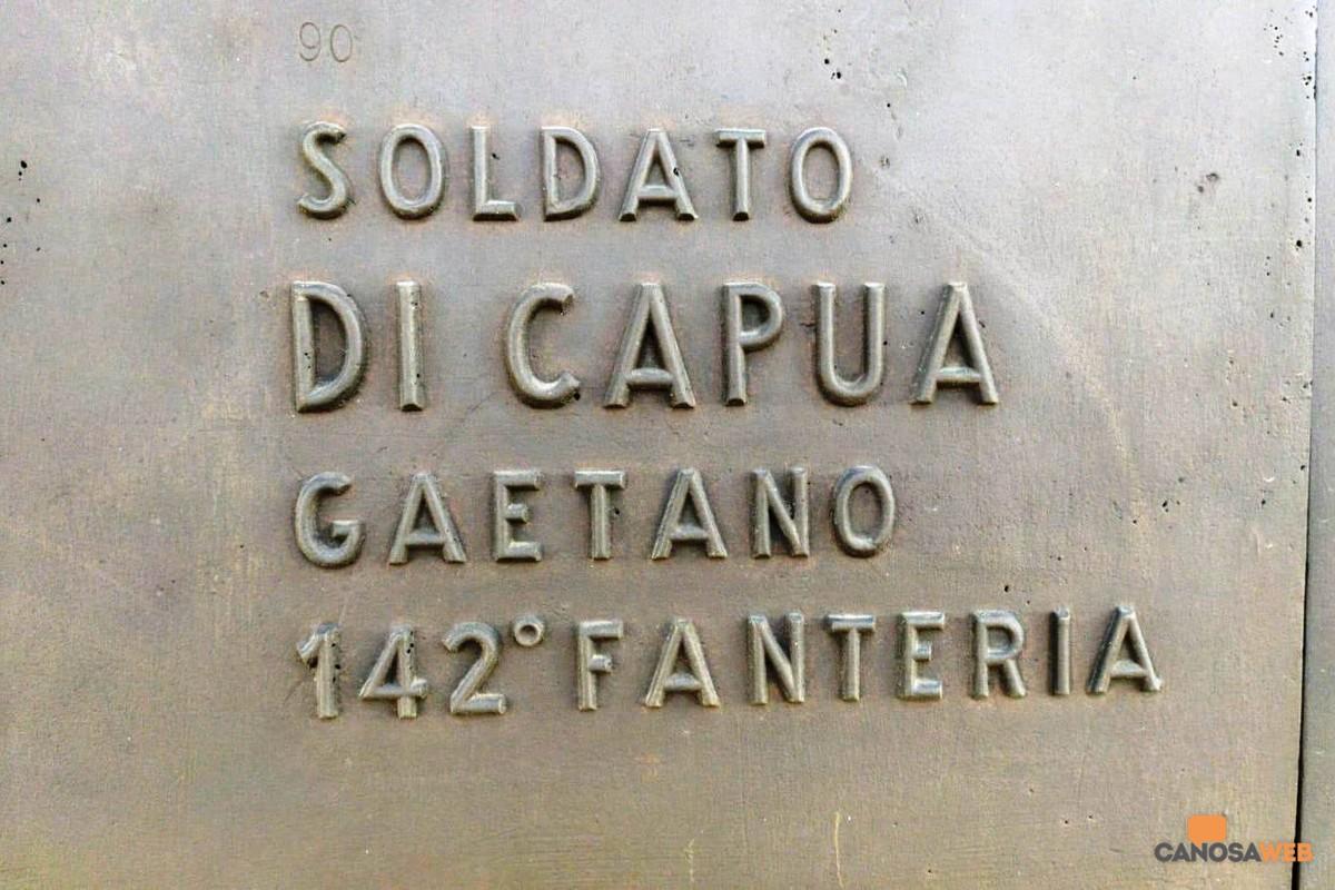 Soldato Di Capua Gaetano