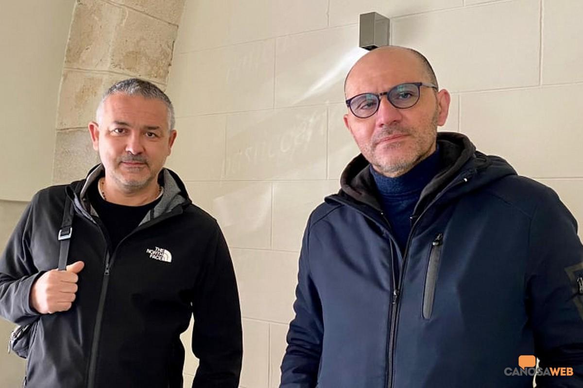 Il regista andriese Sabino Matera