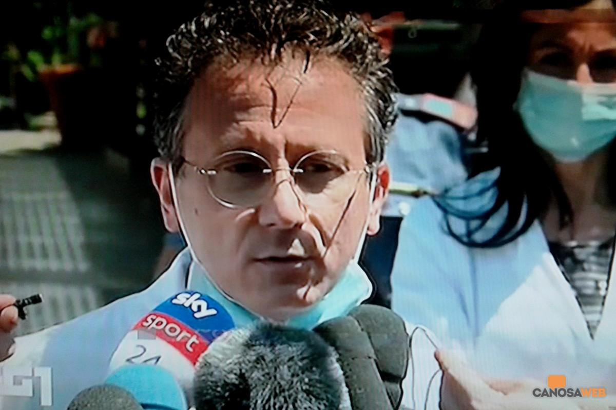 Prof. Sabino Scolletta Direttore Dipartimento Emergenza-Urgenza e Trapianti  Siena
