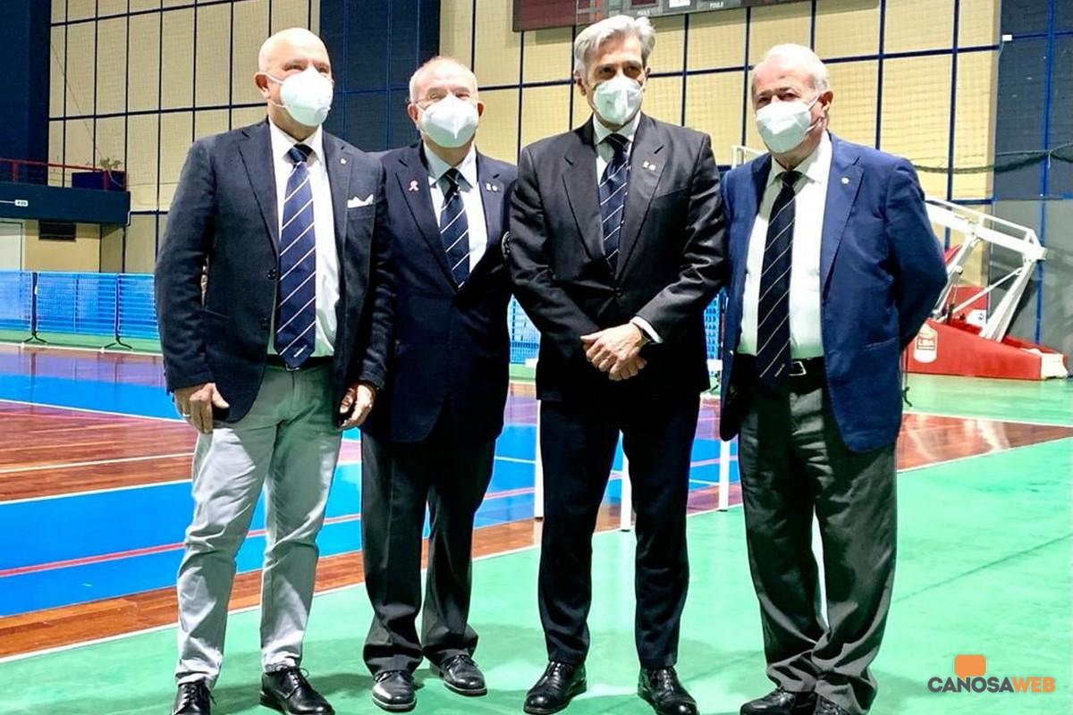 Sabino Silvestri, Vice Presidente KARATE FIJLKAM Puglia- 2021
