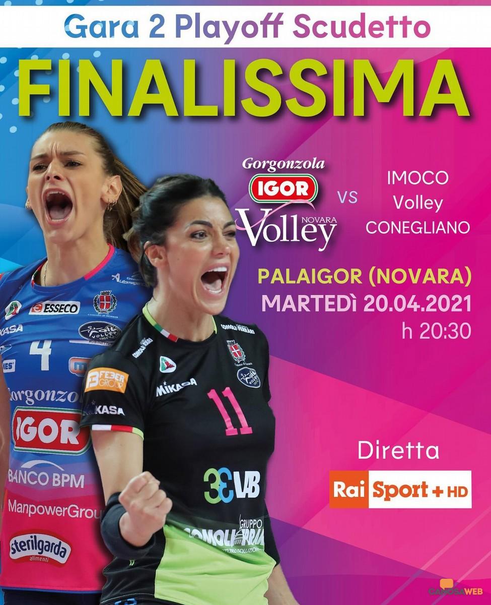2021 Finale Scudetto Stefania Sansonna