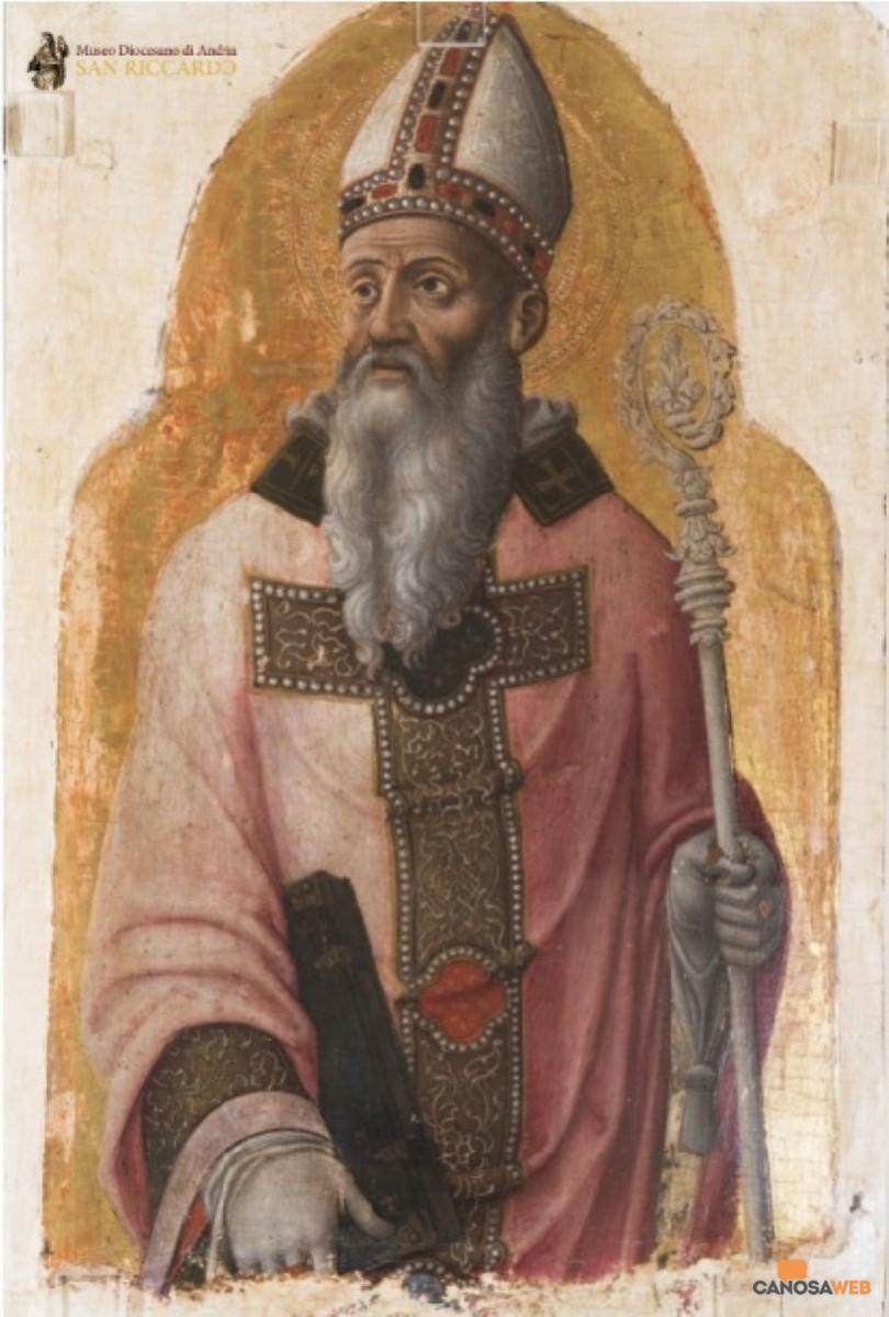 Sant'Agostino Vivarini