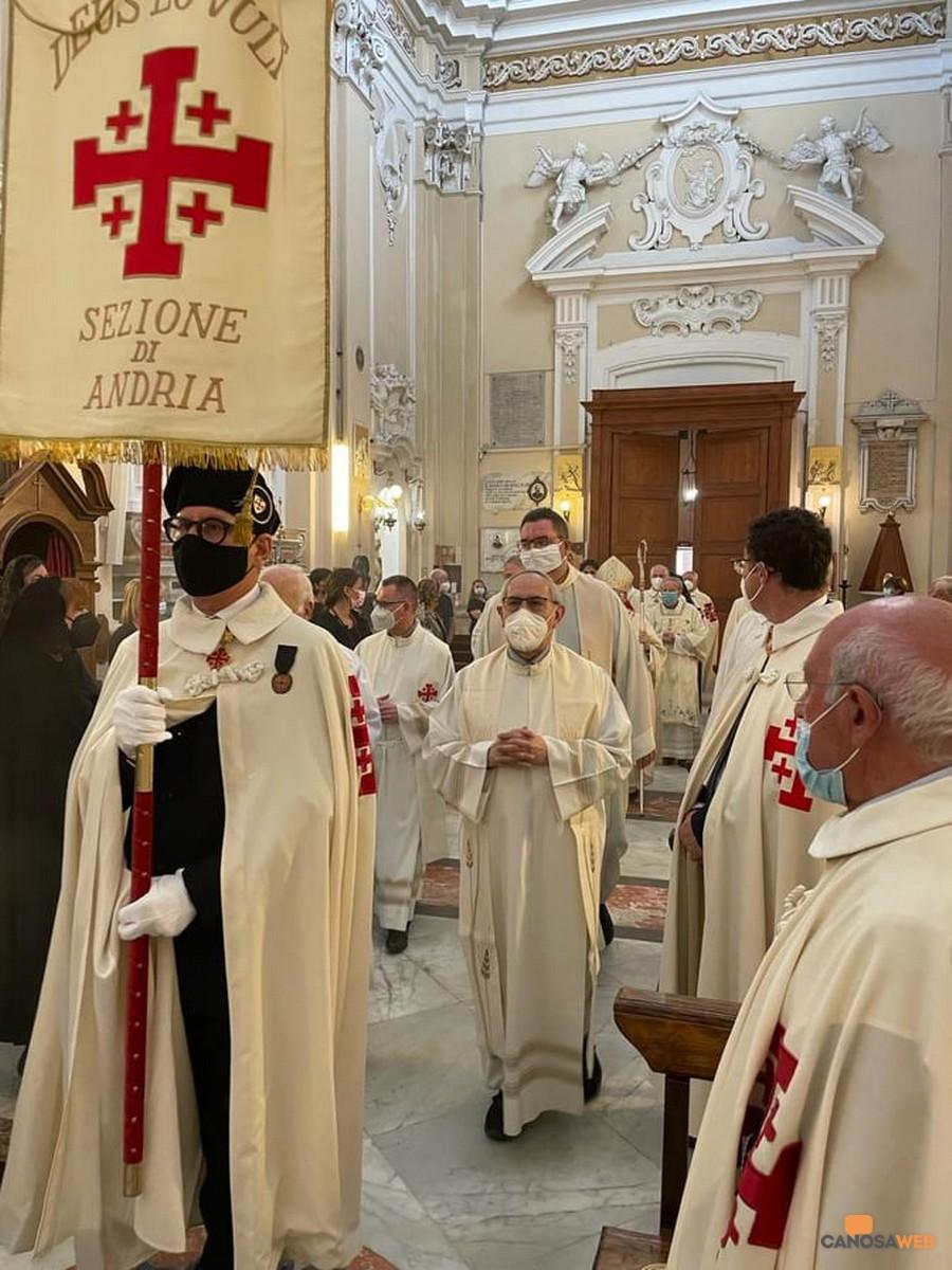 Sezione di Andria dell'Ordine Equestre del Santo Sepolcro