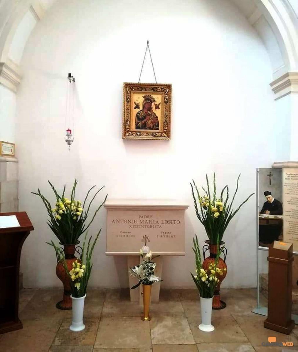 Canosa Cattedrale S.Sabino Tomba del Venerabile Padre Antonio Maria Losito