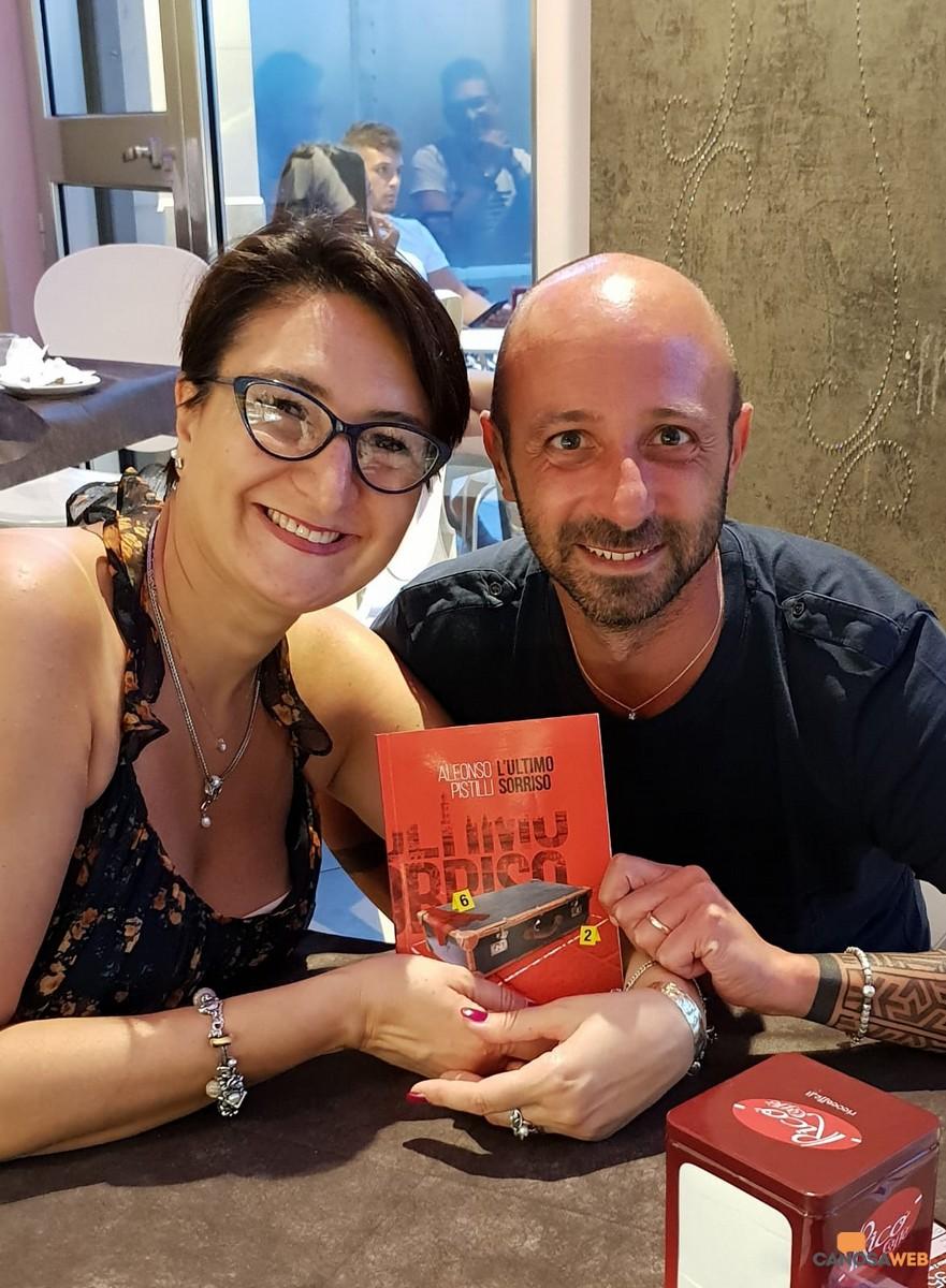 Alfonso Pistilli e Luciana Fredella