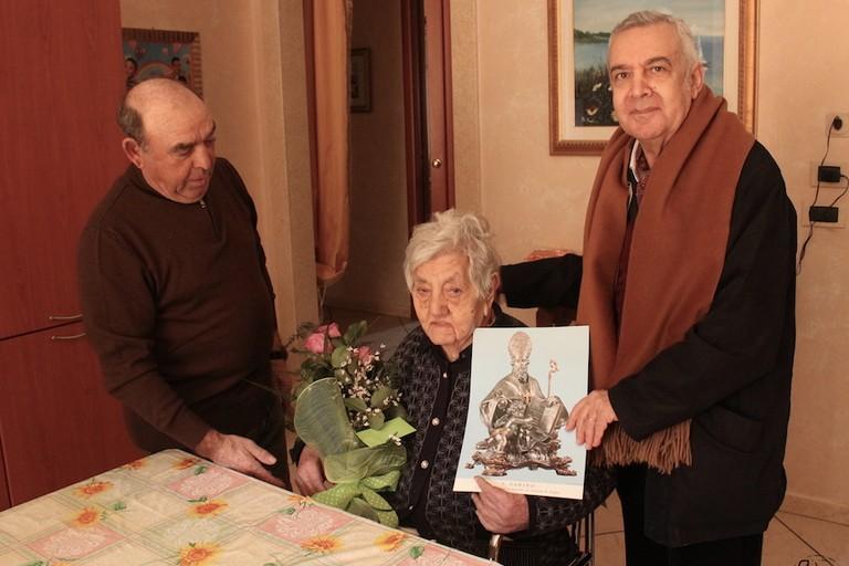 105 anni di Lucia Fiore