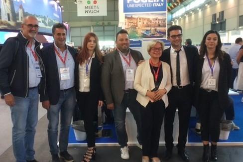 Rimini TTG Travel Experience  Capone