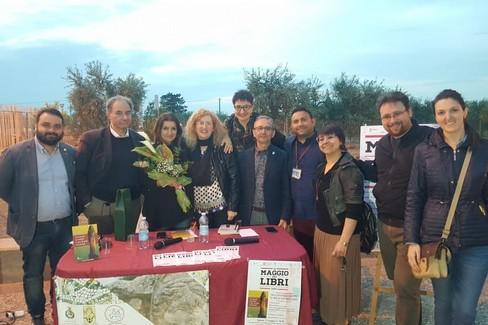 Rita Lopez a Canosa di Puglia