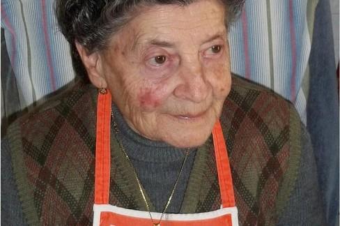 Nonna Nina, Anna Forina, di 94 anni