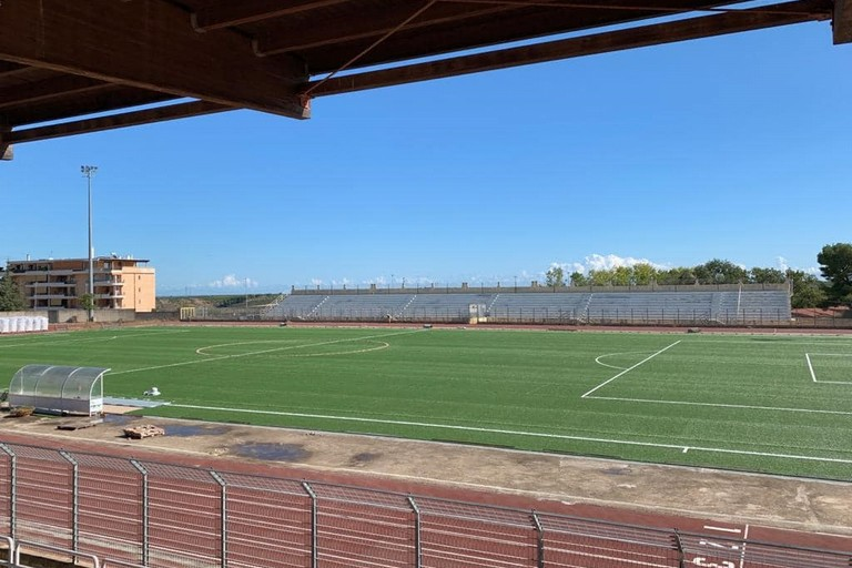 Stadio Comunale San Sabino Canosa di Puglia