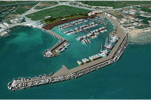 Polignano  Porto Turistico Cala Ponte Marina