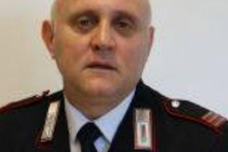 Il  maresciallo dei carabinieri Vincenzo Di Gennaro