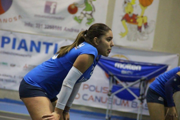 Cristina Politica ASD Diomede Volley Canosa