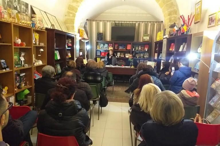 Caffè Letterario  Antica Libreria del Corso Canosa
