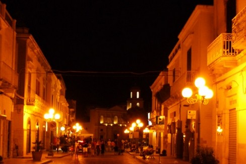 Corso San Sabino Canosa
