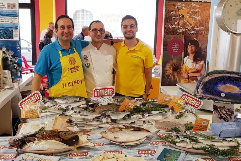Reho, Ligorio, Martano - Giornata Nazionale del Pesce Italiano