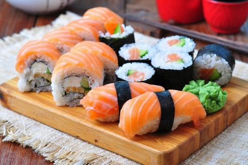 ristoranti etnici sushi