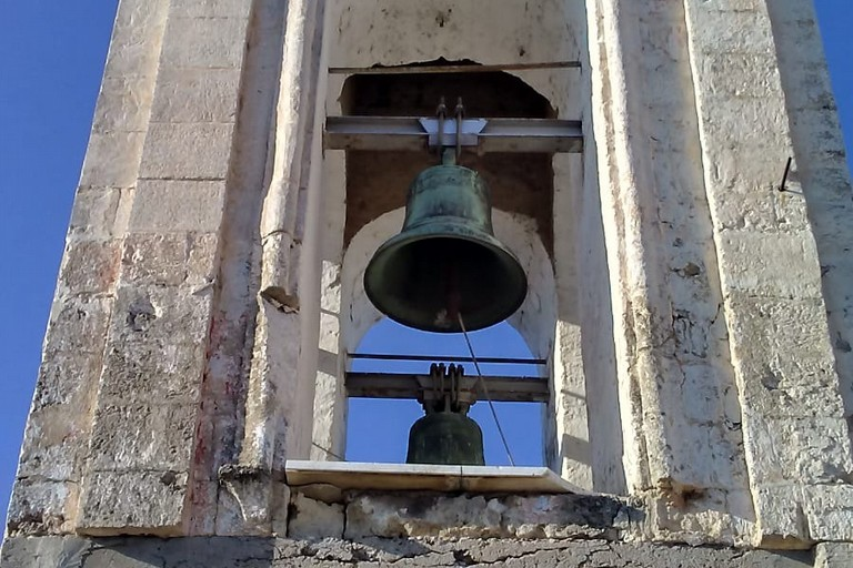 Campanile Chiesa del Carmine Canosa