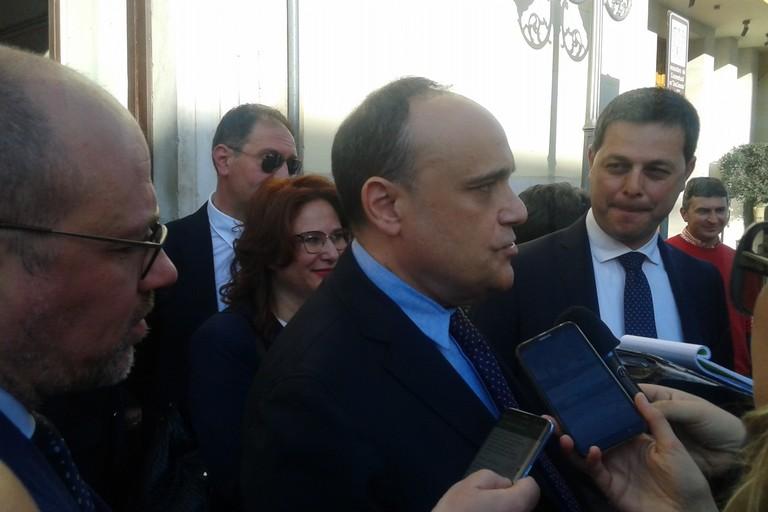 Ministro Alberto Bonisoli