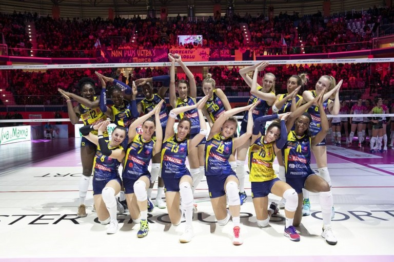 2019  Imoco Volley Conegliano