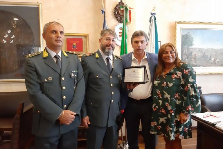 Nicola Stufano, Pietro Spera,Cosimo Cannito, Maria Stea