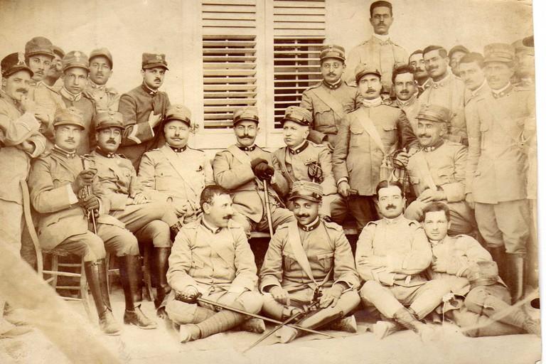 Canosa La Grande Guerra 1915-18