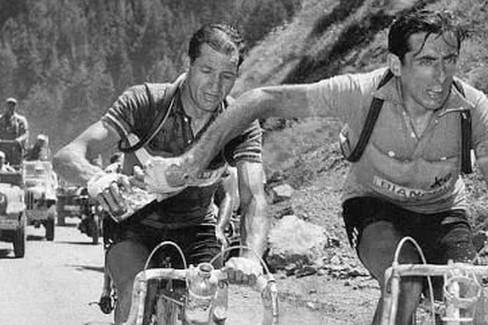 1952 Coppi e Bartali Tour de France