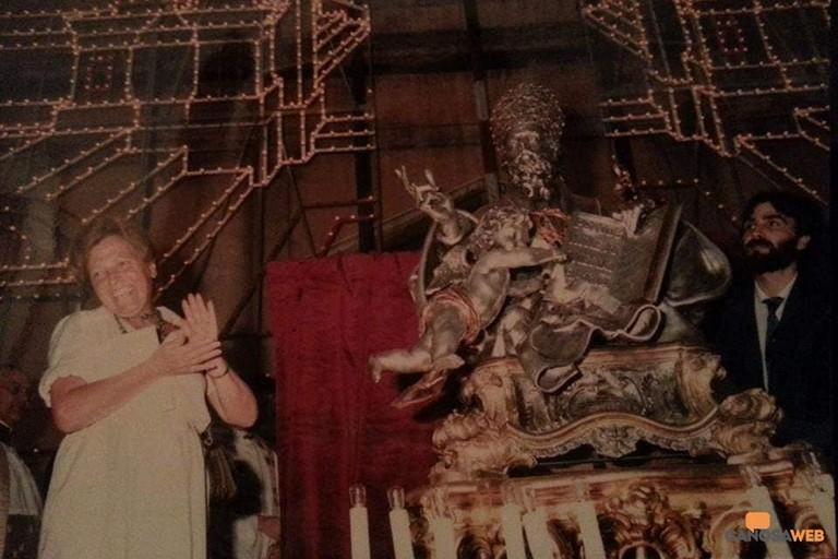 Imma Azzellino San Sabino 1985 Canosa