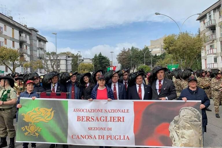 Associazione Nazionale Bersaglieri Sezione Canosa di Puglia Matera 2019