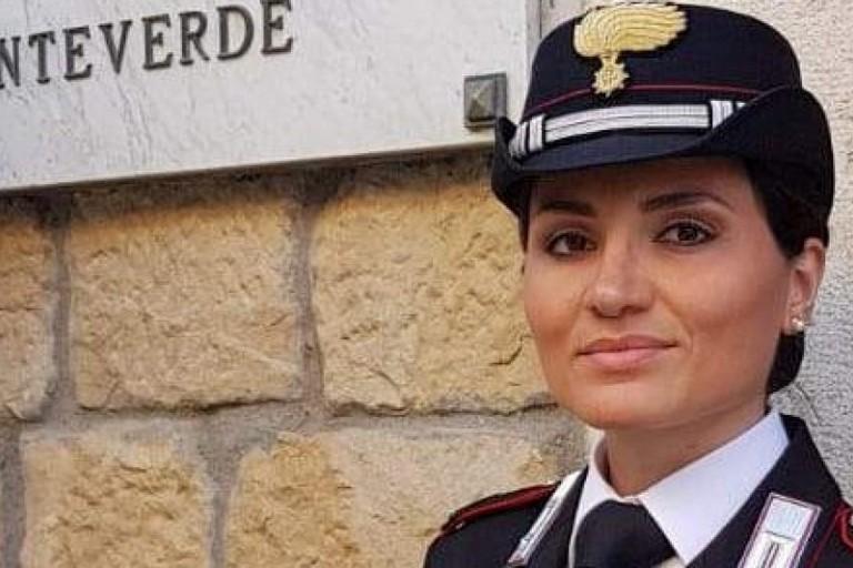Anna Maria Iacobone Maresciallo Ordinario Carabinieri