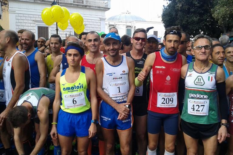Giorgio Calcaterra vince il Trofeo Boemondo