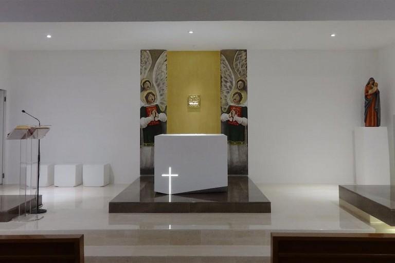Altare S.Teresa del Bambin Gesù Canosa