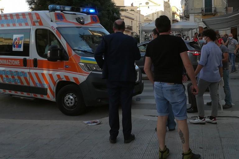 Canosa Ambulanza 118
