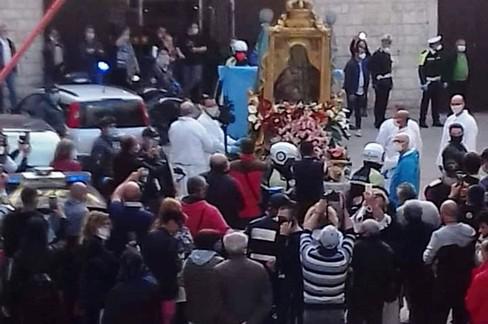 Barletta Madonna dello Sterpeto -  1° maggio 2020