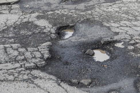 buche stato precario delle strade