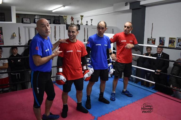 Fratelli Richard e Romain Carbone -Riccardo e Donato Carbone