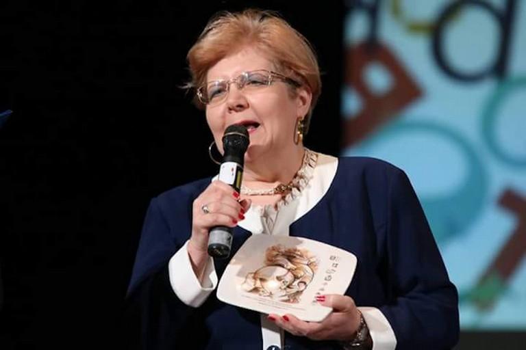 Dirigente Scolastica, Professoressa Grazia Di Nunno