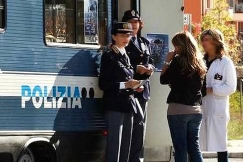 Camper Polizia