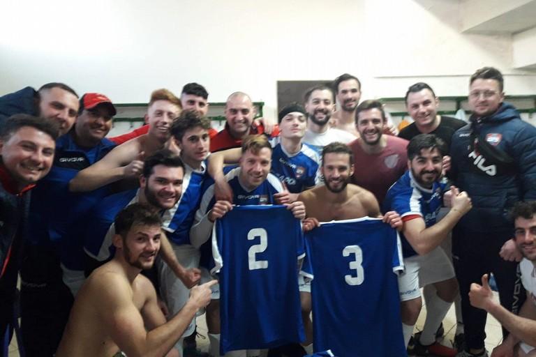 2020 Canusium Calcio vs  Ruvese