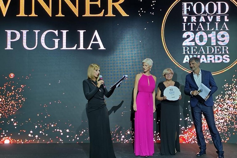 2019 Gala degli Awards 2019 Food and Travel Italia