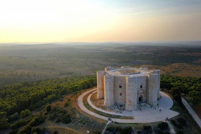 Castel del Monte di Andria(Patrimonio UNESCO)