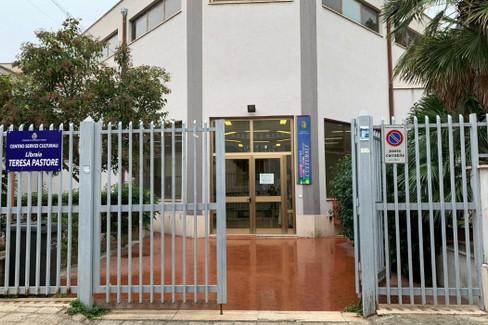 """Canosa - Centro Servizi Culturali """"Libraia Teresa Pastore"""""""