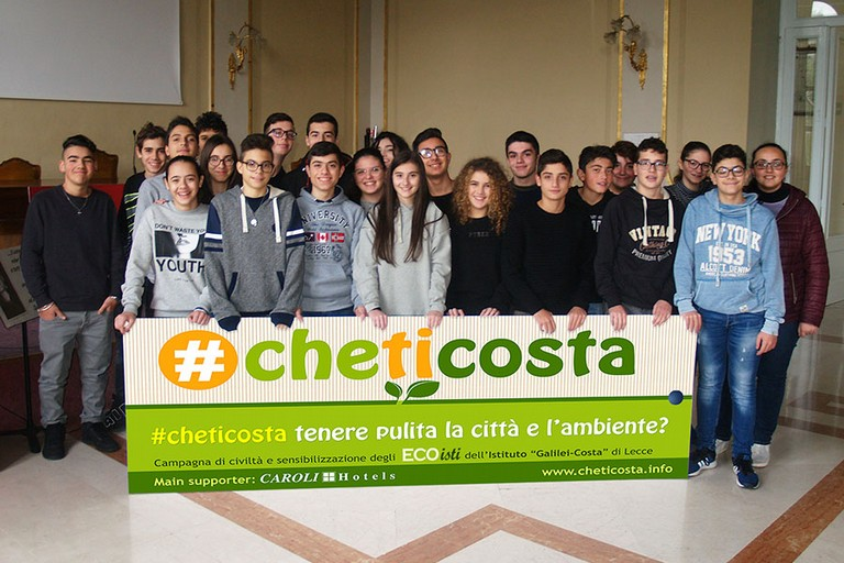 Al via la  startup ambientalista #CheTiCosta
