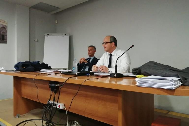 Alessandro Delle Donne, Direttore Generale Asl Bt